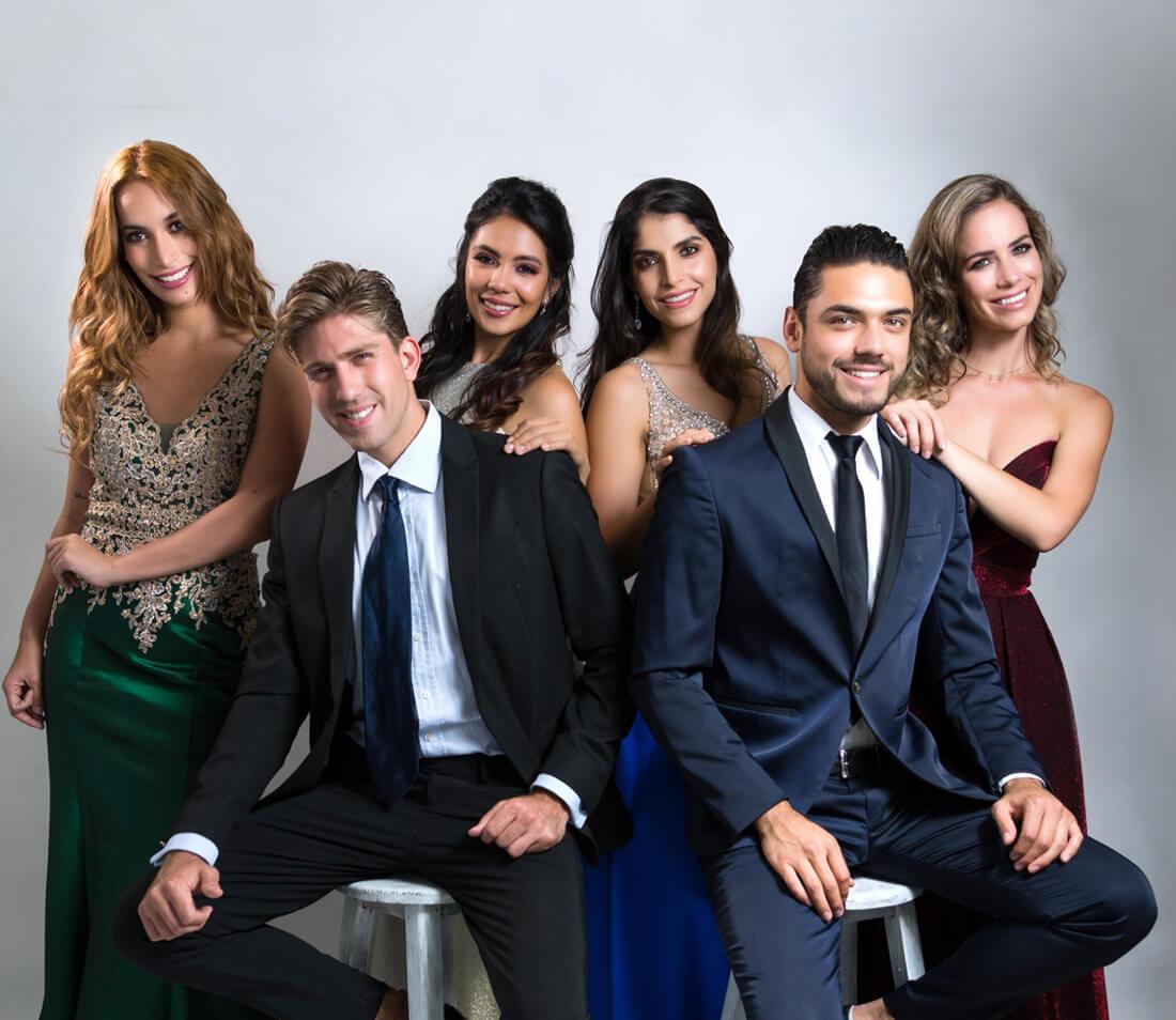agencia de edecanes y modelos en Puebla